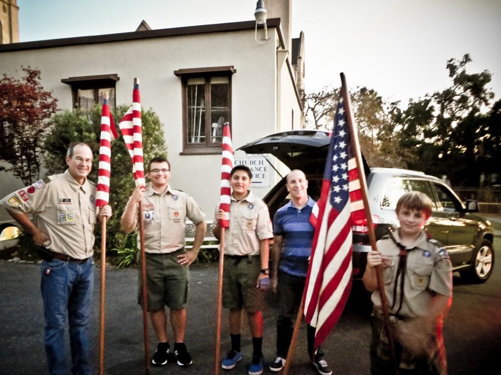 T4 Veterans Day 2013