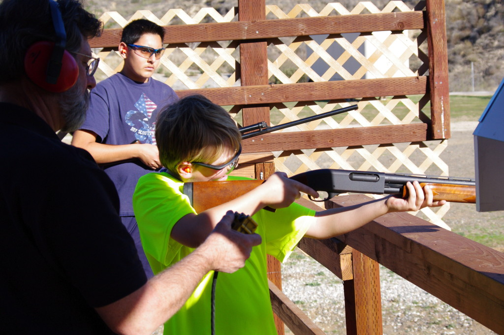 Shotgun Shooting 2013