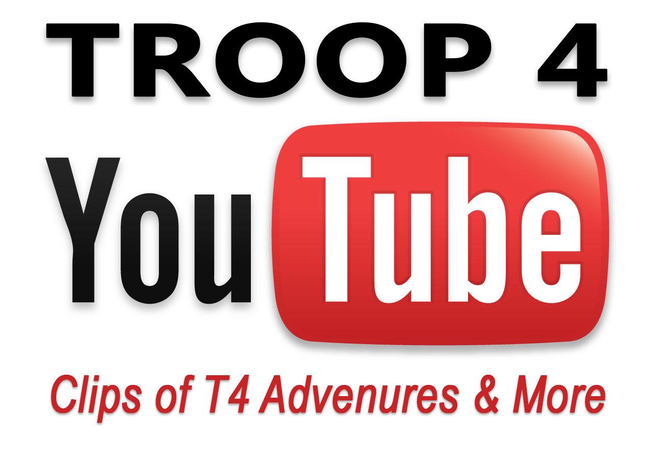T4 YouTube Banner